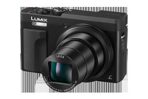 پاناسونیک دوربین کامپکت سوپرزوم Lumix ZS70 را معرفی کرد