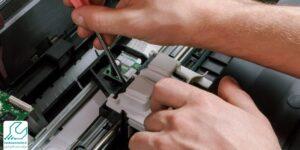 آموزش تعمیر دستگاه کپی پاناسونیک