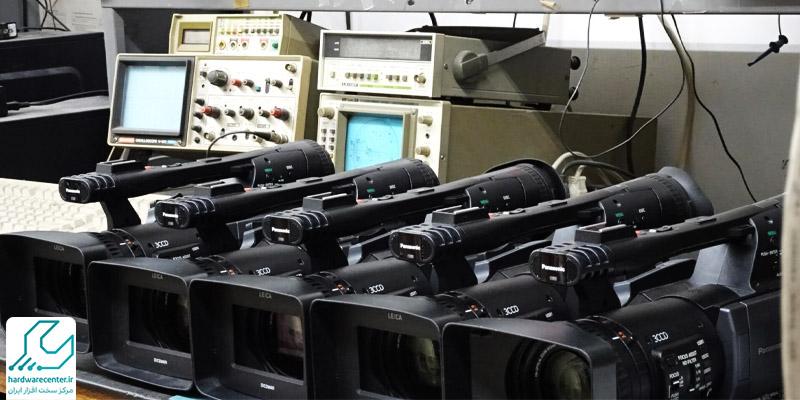 تعمیرات دوربین پاناسونیک
