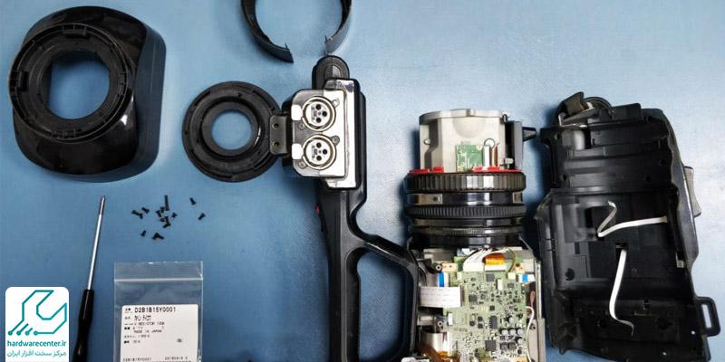تعمیر دوربین پاناسونیک