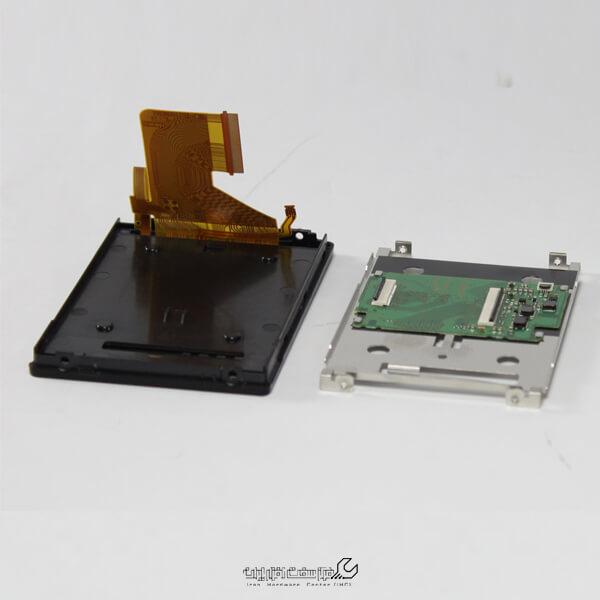 تعمیر LCD دوربین پاناسونیک