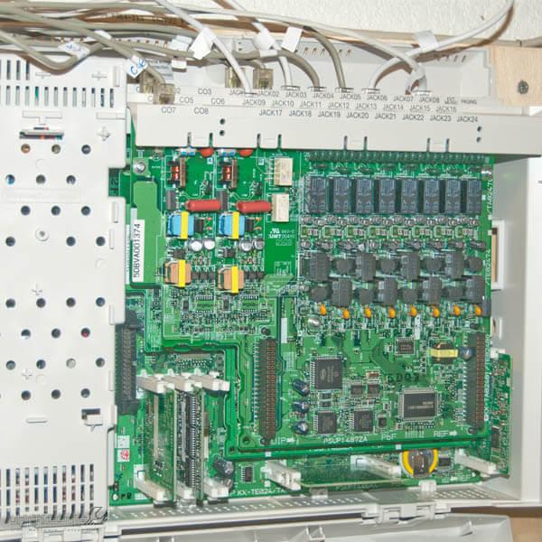 برنامه ریزی سانترال پاناسونیک 824 با کامپیوتر