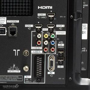 تعمیر USB تلویزیون پاناسونیک