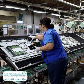 توقف تولید نمایشگرهای LCD