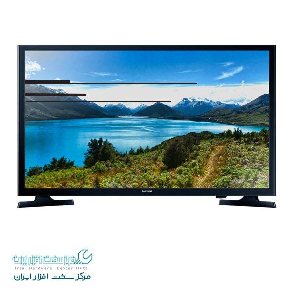 خطوط در تصویر تلویزیون