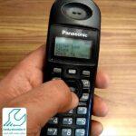 ریست کردن تلفن بی سیم پاناسونیک