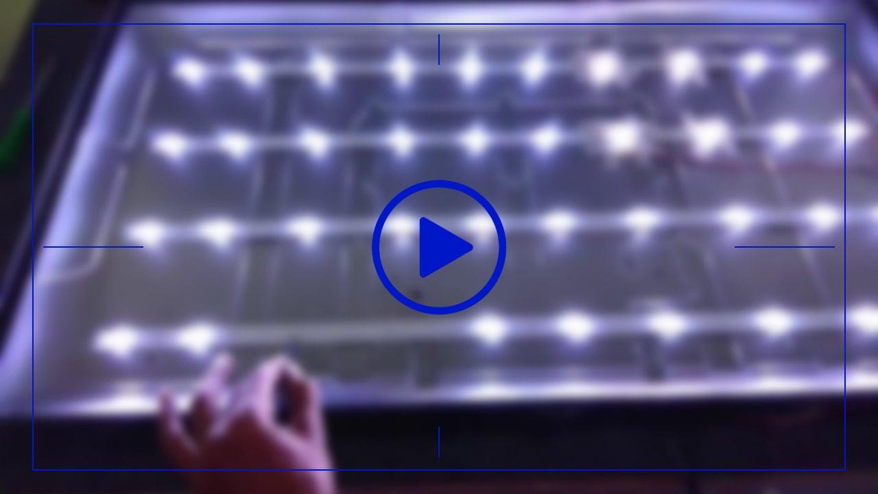 فیلم آموزش تعویض بک لایت تلویزیون پاناسونیک