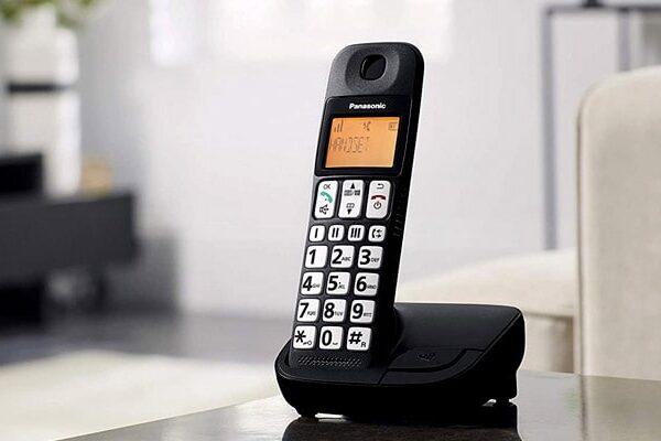 تنظیمات هشدار تلفن پاناسونیک